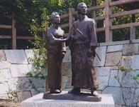 坂本龍馬とお龍 (出会い編)